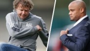 Contrast in stijlen tussen twee coaches: casual Kramer bij Eupen versus Kompany strak-in-pak bij Anderlecht