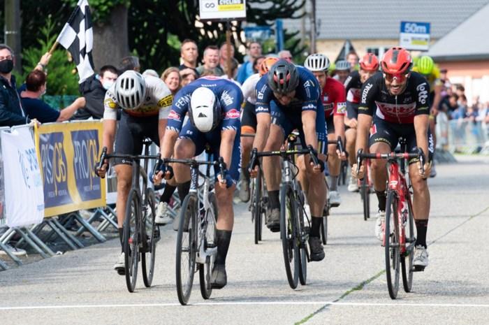 "Eindwinnaar Tomas Kopecki:  ""Ik kwam vooral voor die tijdrit"""