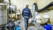 """Gigantisch methlab ontmanteld bij Belgische grens: """"Ketels waren nog warm toen we binnenvielen"""""""