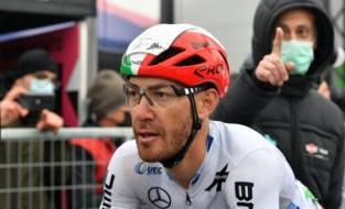 Giacomo Nizzolo overtreft zichzelf in heuvelkoers Circuito de Getxo