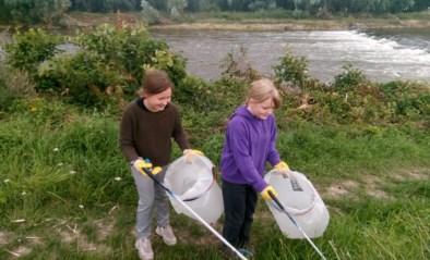 """Opruimactie aan de Maas na wateroverlast gaat van start: """"Iets doen voor de natuur"""""""