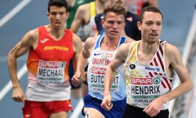 """5000m-loper Robin Hendrix staat voor eerste Spelen: """"Weet niet zeker of Isaac Kimeli ook aan de start van 5.000 m zal staan"""""""