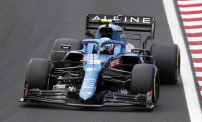 Esteban Ocon wint spectaculaire Grote Prijs van Hongarije voor Sebastian Vettel, derde man Lewis Hamilton wordt WK-leider
