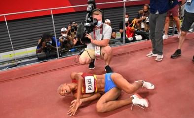 Yulimar Rojas verovert olympisch goud hink-stap-springen met wereldrecord