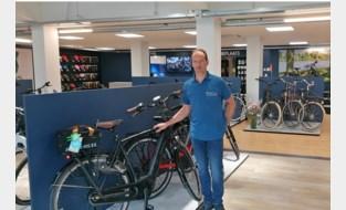 Dansschool wordt moderne fietswinkel