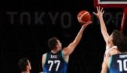 Met de groeten van Doncic: Europees kampioen Slovenië wint van wereldkampioen Spanje