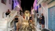 """Grieken grijpen in door vierde coronagolf: zelfs muziek wordt verboden op """"het eiland waar alles kan"""""""