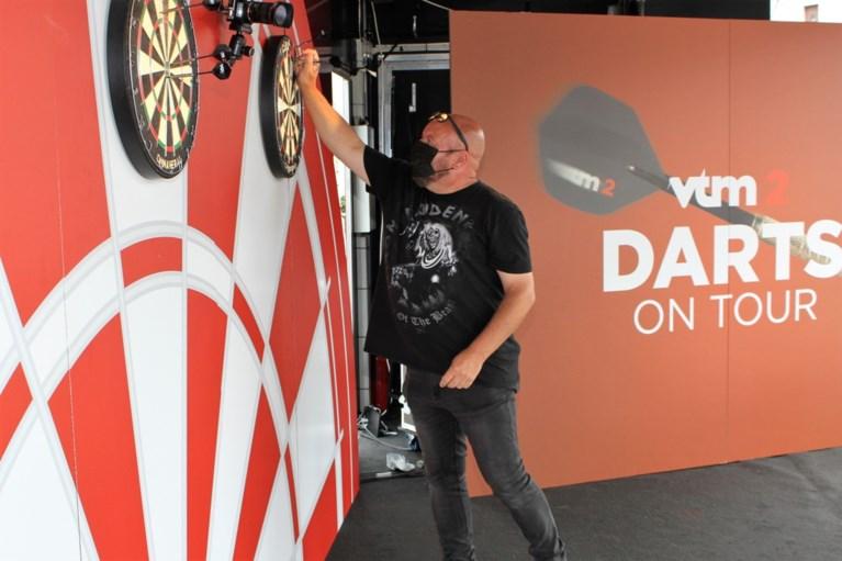 UPDATE. Speler uit Lille wint Darts on Tour in Lier