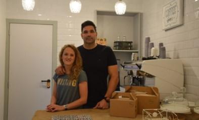 Galmaarden krijgt eerste koffie- en bagelbar met Jerry en Jessica achter de toonbank
