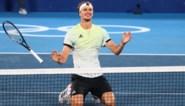 Alexander Zverev is olympisch tenniskampioen