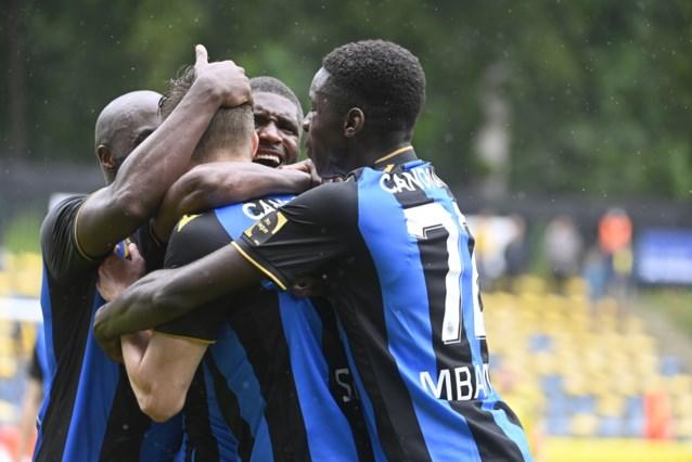 Sobol knalt Club Brugge naar felbevochten zege op het veld van Union