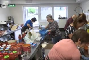Italiaanse gemeenschap van Genk maakt pasta voor slachtoffers overstromingen