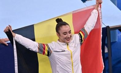Nina Derwael doet Twitter ontploffen: heel bekend België smult van gouden medaille