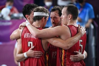 Succes van 3x3 Lions blijft niet zonder gevolgen: federatie gaat inzetten op 3X3 basketbal en Antwerpen viert helden