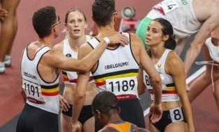 TEAM BELGIUM LIVE. Belgische sprinters naar halve finales, golfers kunnen niet opschuiven