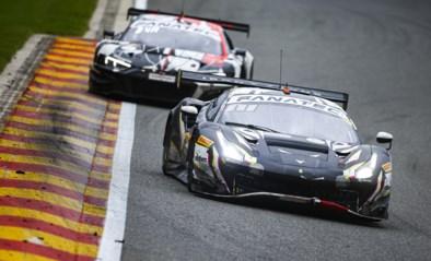 Ferrari klopt Audi van Weerts en Vanthoor in sprint en wint 24 Uur van Spa-Francorchamps