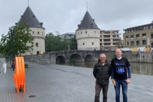 Kortrijkse Bruggenloop kan je dit jaar ook al wandelend en fietsend afleggen