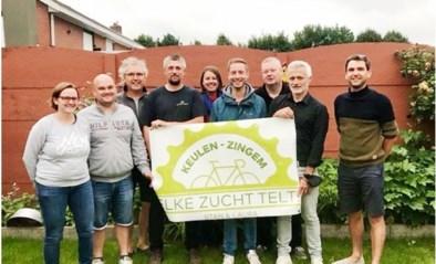 """Met 60 renners van de Dom van Keulen naar de kerk van Zingem: """"Samen sporten tegen mucoviscidose"""""""