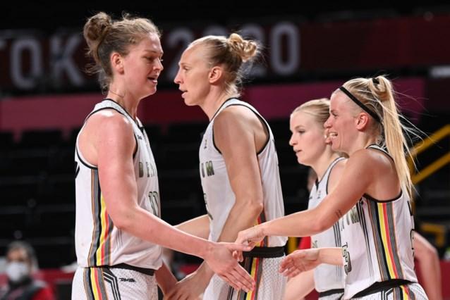 Belgian Cats al geplaatst voor kwartfinale op Olympische Spelen dankzij Chinese zege
