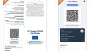 Al meer dan 11 miljoen Covid-certificaten gedownload