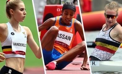Dit hebt u deze nacht gemist: succesvolle Belgische roeiers en atletes, Nederlandse topfavoriete valt en wint