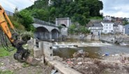 Opnieuw vier spoorverbindingenin Wallonië in dienst na overstromingen