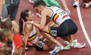 """Het drukke weekend van 400m-loper Kevin Borlée in Tokio: """"Vijf uur geslapen tussen twee wedstrijden"""""""