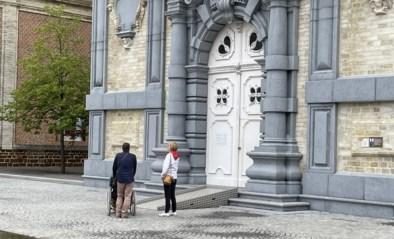 Politie hoopt dieven die toeslaan in abdij op te sporen via camerabeelden