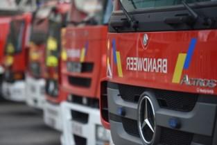 Drie personen bevangen door rook bij brand in flatgebouw