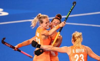 Argentinië - India en Nederland - Groot-Brittannië zijn halve finales in hockeytoernooi bij vrouwen