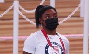 Simone Biles komt dan toch nog in actie op de Olympische Spelen: Amerikaanse turnster neemt deel aan finale op de balk