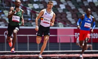 """Kevin Borlée geeft forfait voor halve finales 400m in Tokio: """"Ik dacht eerst dat het niet serieus was"""""""