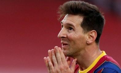 """Barcelona-voorzitter Laporta stelt fans gerust: """"We doen al het mogelijke om Messi te behouden"""""""