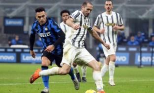 EK-triomfator Giorgio Chiellini blijft twee jaar langer bij Juventus