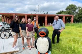 Beren- en pinguïnvuilnisbakken krijgen tweede leven bij jeugdbewegingen