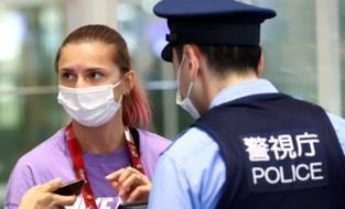 """""""Ze is bang voor represailles"""": Wit-Russische sprintster Krystsina Tsimanouskaya (24) stapt niet op vliegtuig en is """"op veilige plek"""""""