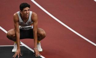 """Jonathan Sacoor loopt teleurstellende tijd en grijpt naast finaleplaats op 400 meter in Tokio: """"Gekraakt onder de druk"""""""
