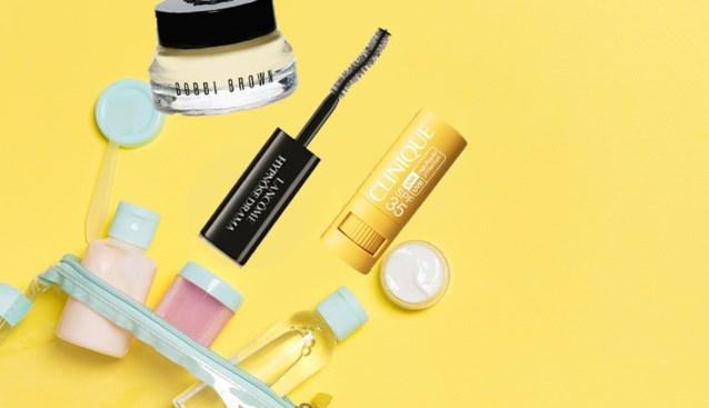 De leukste beautyproducten in reisformaat