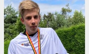 Noë Erlich opnieuw Belgisch Kampioen BMX