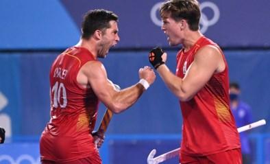 OVERZICHT. Deze Belgen komen vannacht en dinsdag in actie: Red Lions op koers voor goud?