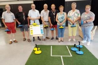 Vanaf nu spelen senioren spelen ook curling