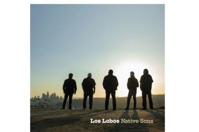 RECENSIE. 'Native sons' van Los Lobos: Vurige liefdesbrief ****