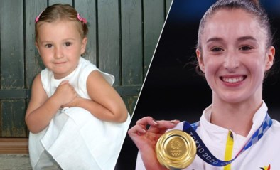 De lange weg naar goud: Nina Derwael droomde als kleuter al van de Olympische Spelen