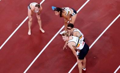 Belgische klacht na geschrapte diskwalificaties in gemengde 4x400m verworpen door TAS