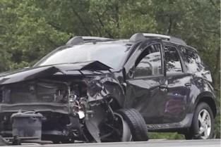 Vrouw uit Diepenbeek gewond bij ongeval op Noord-Zuid in Helchteren