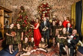 """Marijn Devalck nu al in kerstsfeer met Belle Perez en Tine Embrechts: """"Het kan nog gekker trouwens"""""""