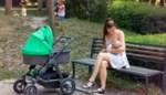 Borstvoedingsweek brengt mama's en hun baby's samen op verschillende bankjes in het land