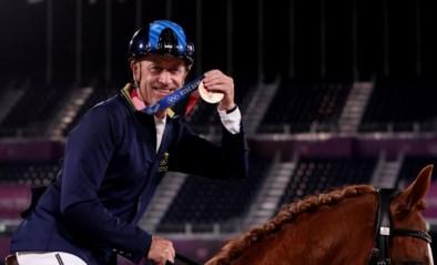 Australische ruiter is oudste olympische medaillewinnaar sinds 1968