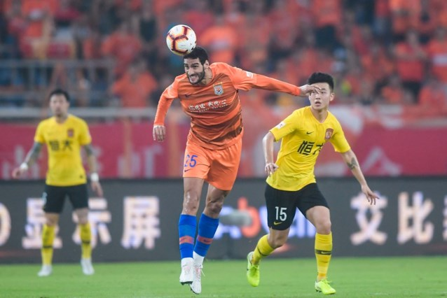 Fellaini scoort in ruime zege Shandong, Dembele ziet Guangzhou City winnen