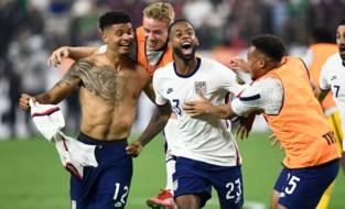 Eerst een karatetrap, dan een ultieme winning goal: Verenigde Staten winnen Gold Cup na thriller tegen Mexico